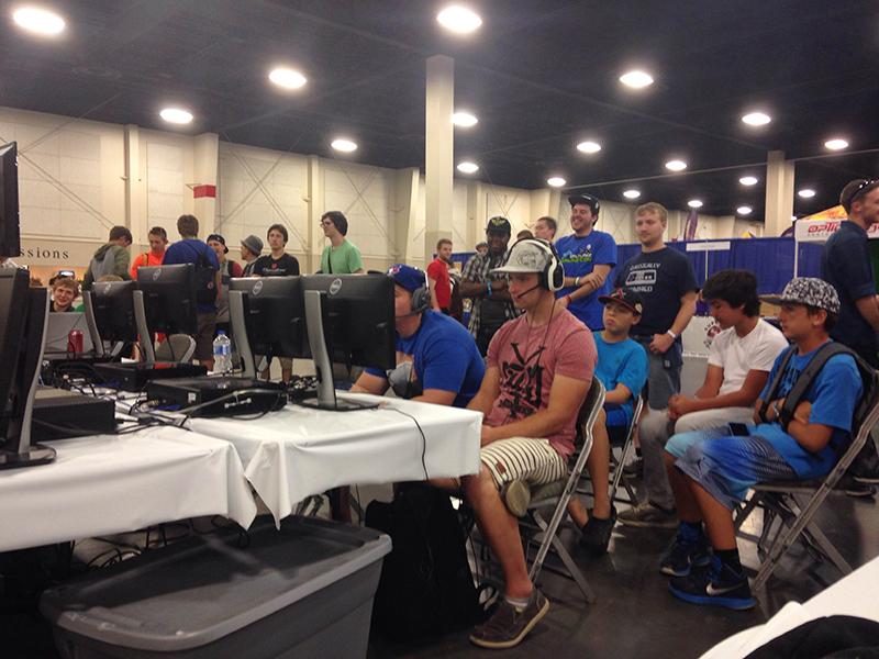 Salt Lake Gaming Con 2015: Day One