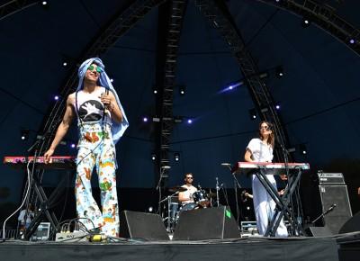 La Femme @ FYF Fest