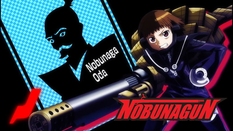 Review: Nobunagun – The Complete Series