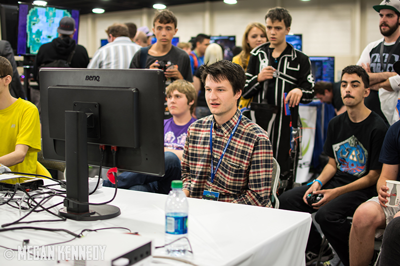 Salt Lake Gaming Con 2015: Wii U Super Smash Bros. Tournament