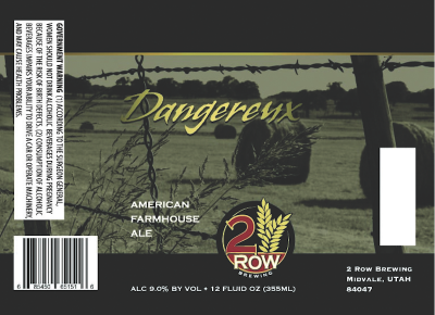 2 Row Brewing Dangereux