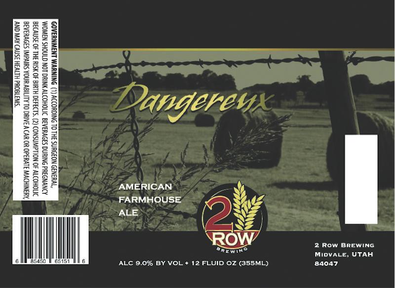 2 Row Brewing Dangereux