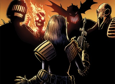 Review: Judge Dredd Classics: The Dark Judges