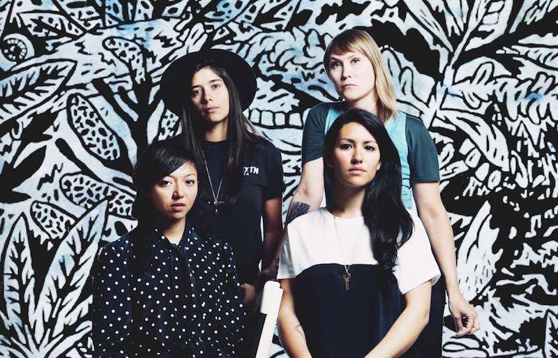 Rock n' Roll, Love and Death: La Luz's Weirdo Shrine