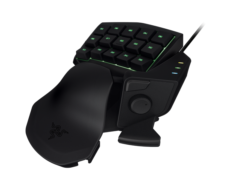 Review: Razer – Tartarus Gaming Keypad