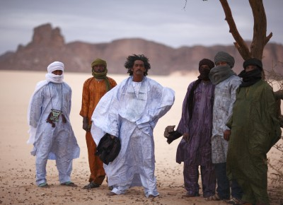 Tinariwen // Photo: Marie Planeille