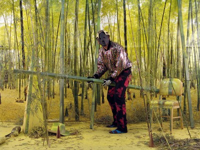 "Brian Bess – ""Being Bamboo"""