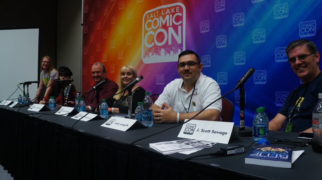 Shadow Con: Writing Advice from the Literary Underbelly of Salt Lake Comic Con 2015
