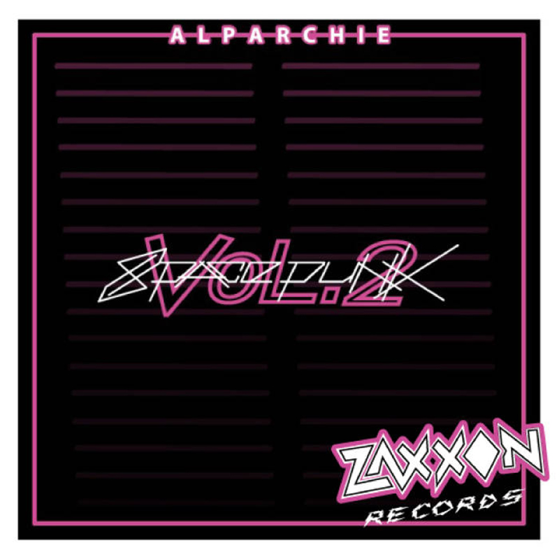 Review: ALPARCHIE – Spacepunk Vol. 2