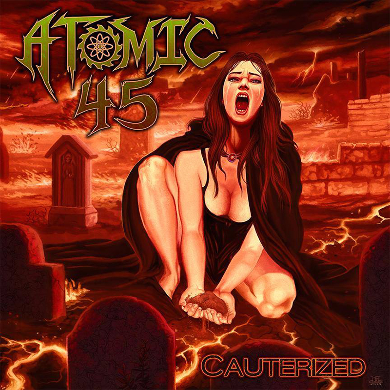 Local Review: Atomic 45 – Cauterized