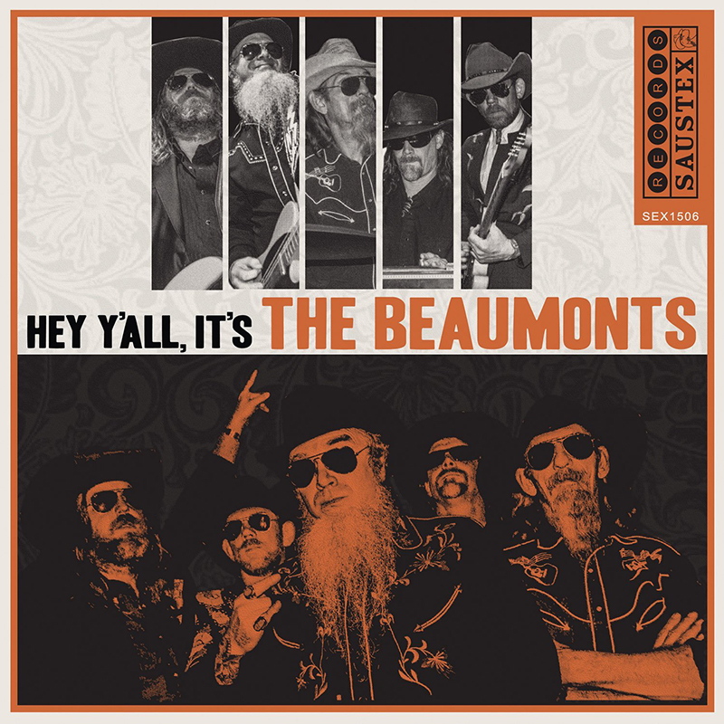 Review: The Beaumonts –Hey Y'all It's (The Beaumonts)