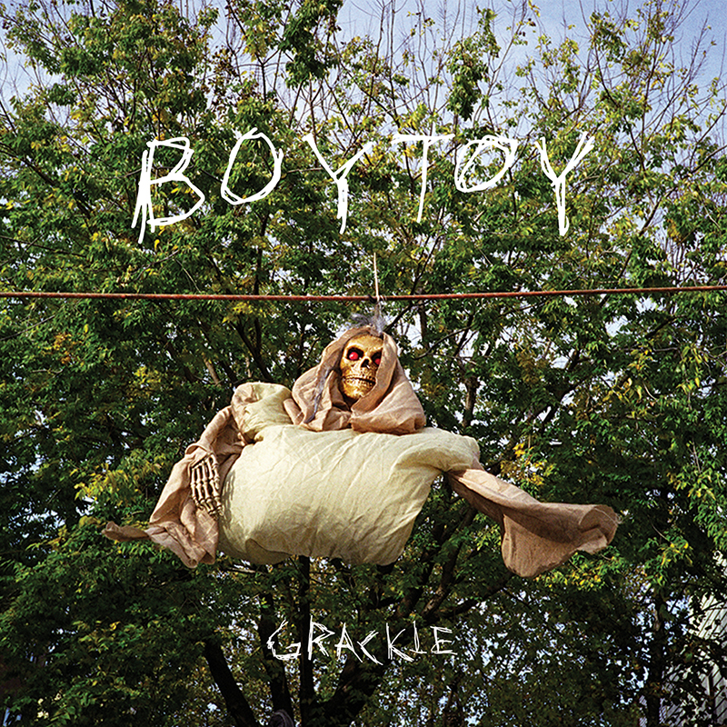 Review: BOYTOY –Grackle