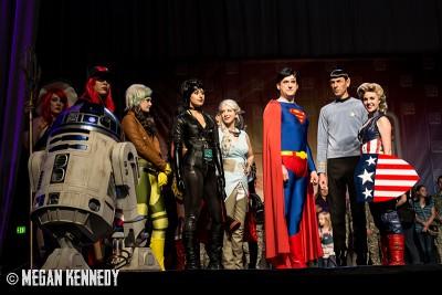 Salt Lake Comic Con 2015 Press Conference