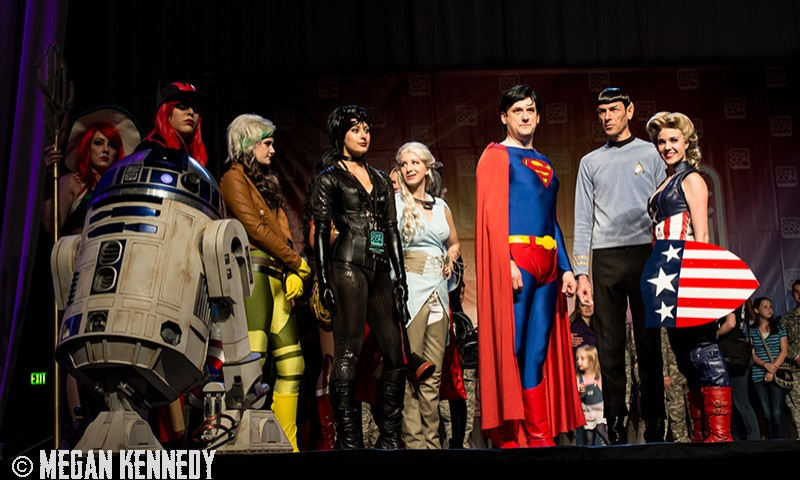 Salt Lake Comic Con 2015 Press Conference