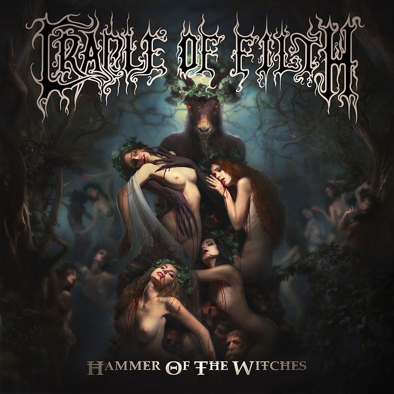Review: Cradle of Filth – Hammer of the Witches