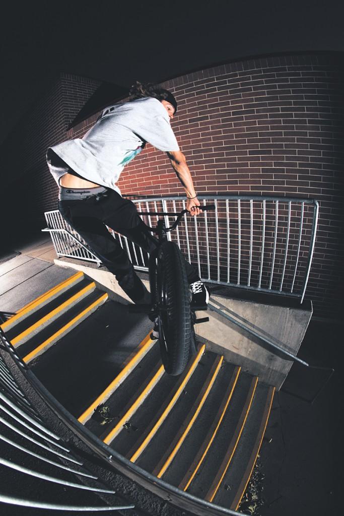 SLUG BMX Photo Feature: David Pendleton