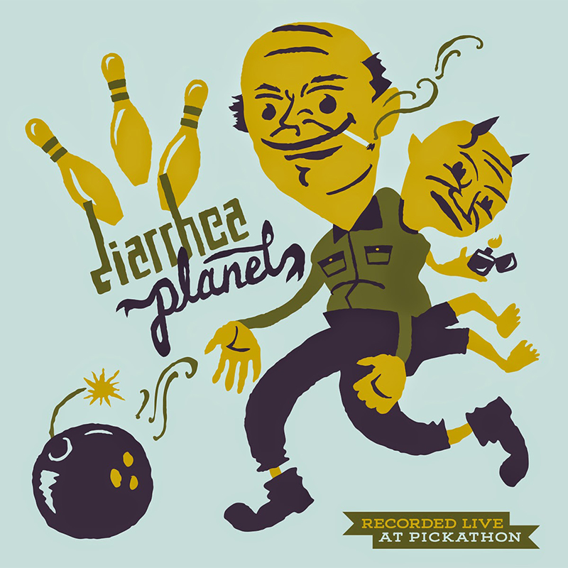 Review: Diarrhea Planet/Those Darlings – Live At Pickathon