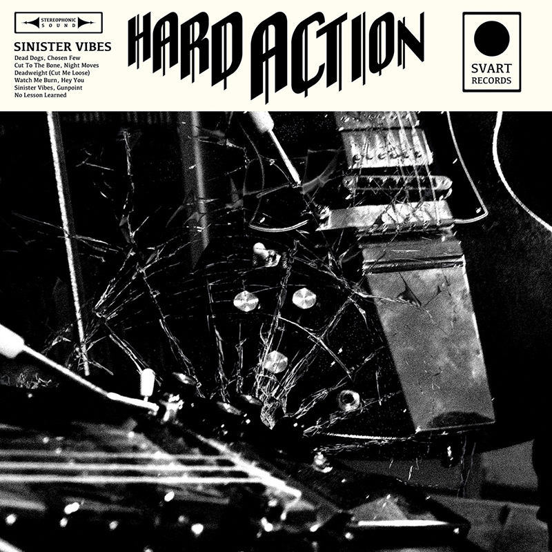 Review: Hard Action – Sinister Vibes