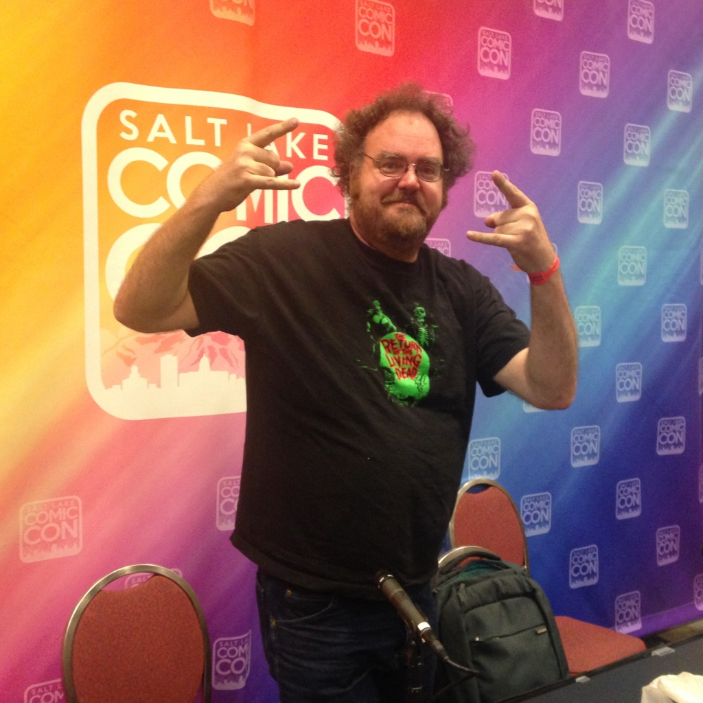 How To Win a Free DVD at Salt Lake Comic Con