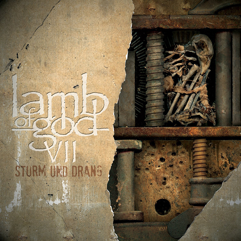 Review: Lamb of God – VII: Sturm Und Drang