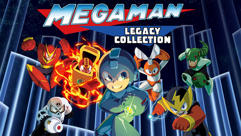 Review: Mega Man Legacy Collection – Bustin' Bots Like It's 1987