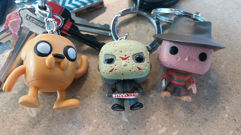Funko Pocket Pop! Keychains