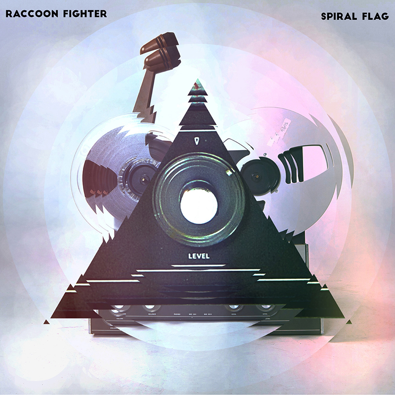 Review: Raccoon Fighter – Spiral Flag EP