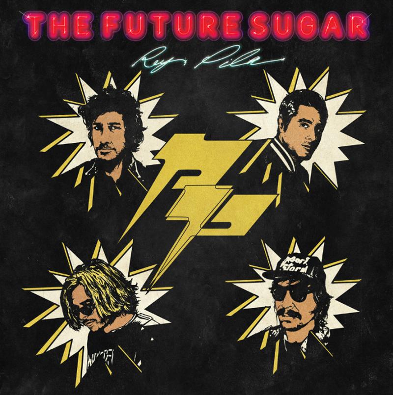 Review: Rey Pila – The Future Sugar