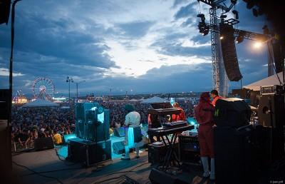 Riot Festival 2015. Photo: Jason Gold
