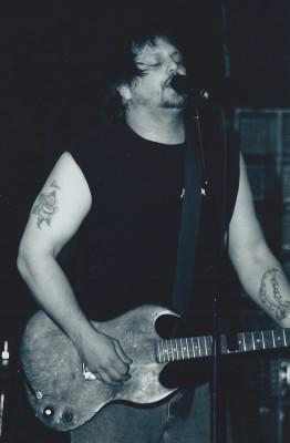Michael Dean Damron - Vocals/Guitar.