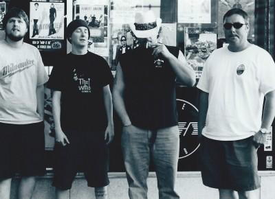 Jon Burbank, Mole Harris, Michael Dean Damron and Flapjack Texas.