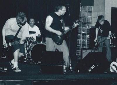 I Can Lick Any Sonofabitch In The House in 2003 at the epic Zephyr Club.