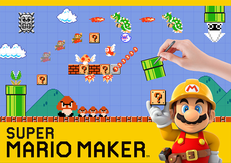 Review: Super Mario Maker