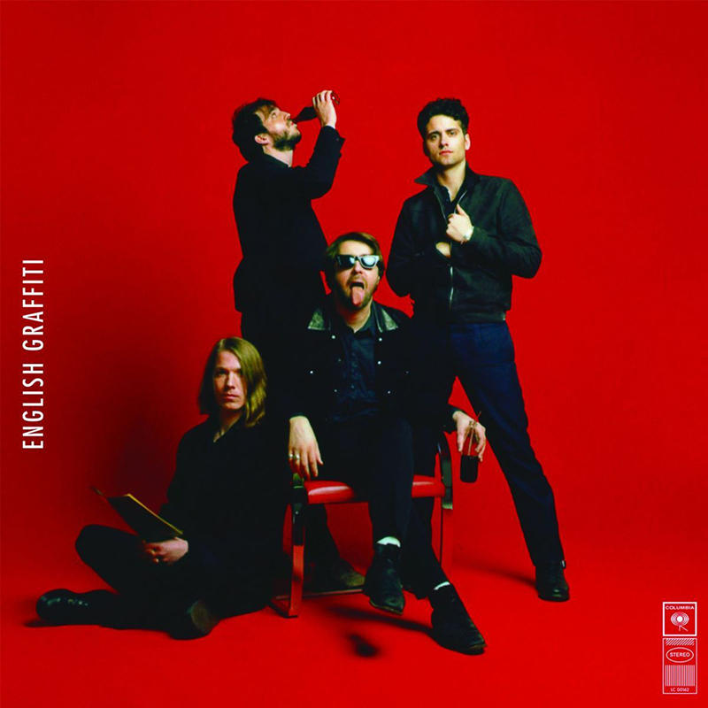 Review: The Vaccines – English Graffiti