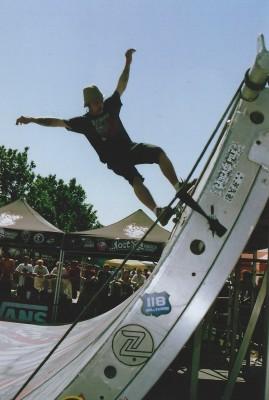 Mark White @ Vans Warped Tour 2005 @ Utah State Fairpark.