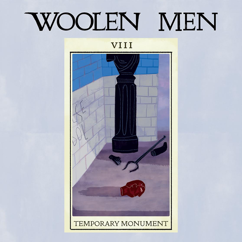 Review: Woolen Men – Temporary Monument