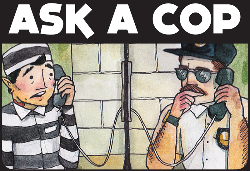 Ask a Cop - Correctional Officers