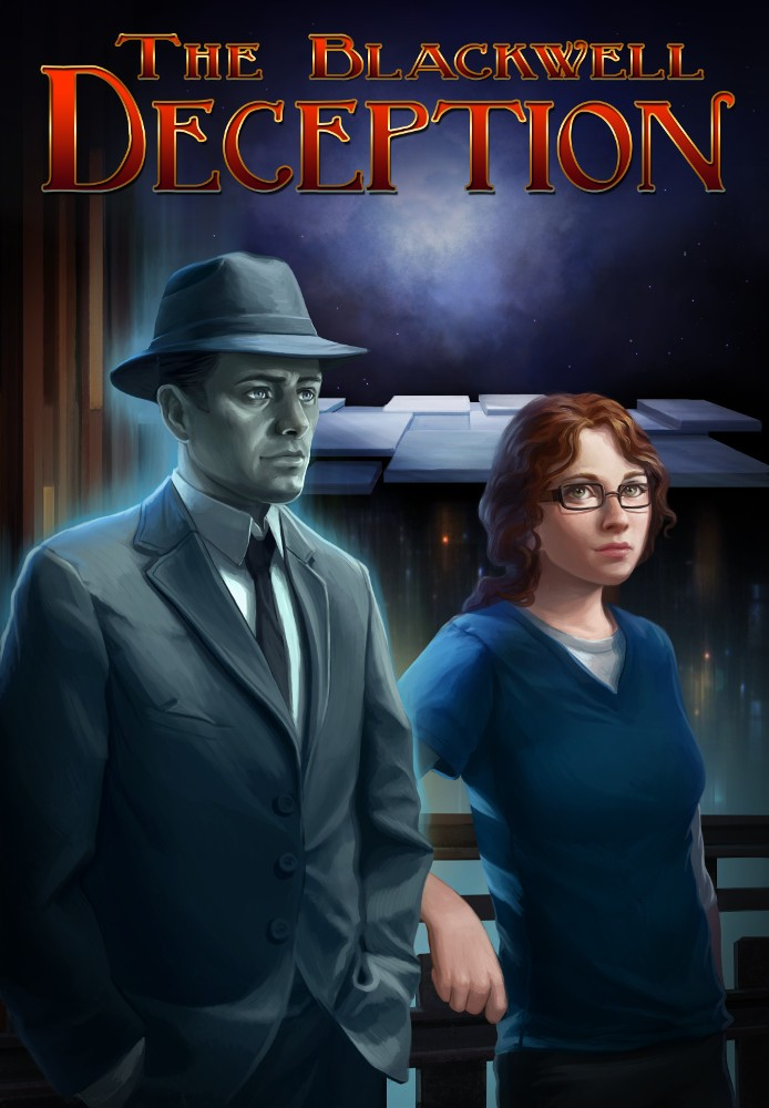 Review: Blackwell 4: Deception