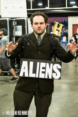 I'm not saying it's cosplay, but... Copyright Megan Kennedy // abuseofreason.com