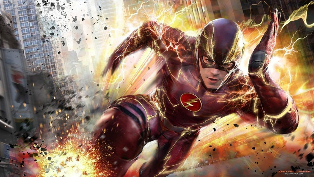 Review: The Flash: The Complete First Season