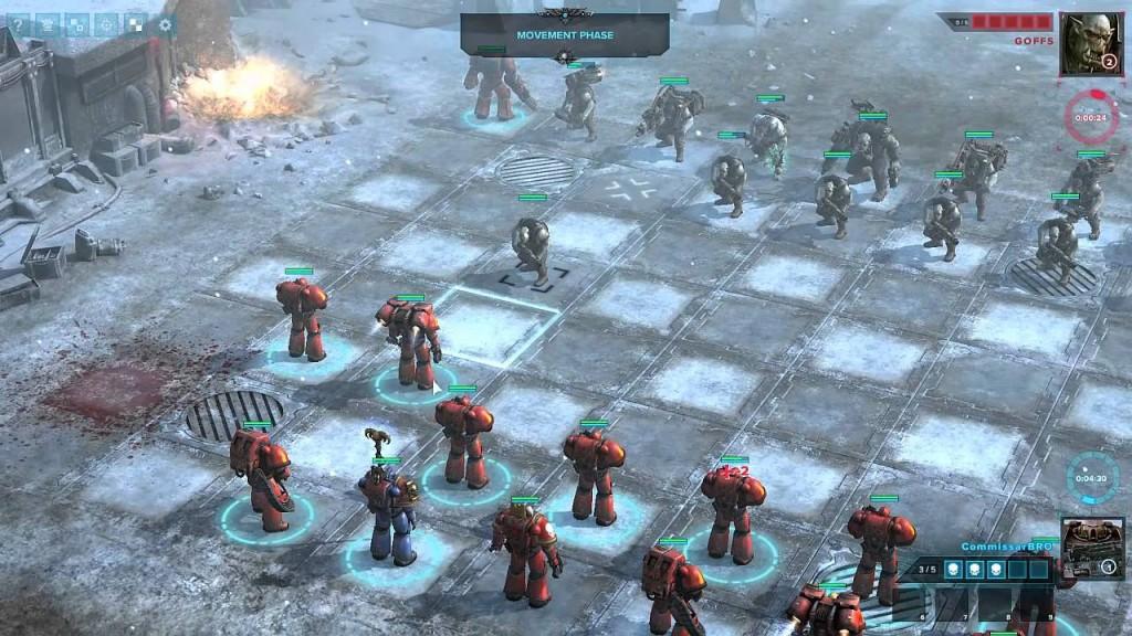Review: Warhammer 40,000: Regicide