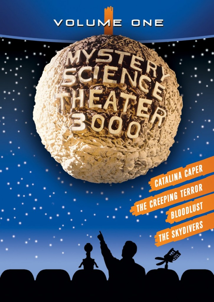 Review: Mystery Science Theater 3000: Volume 1