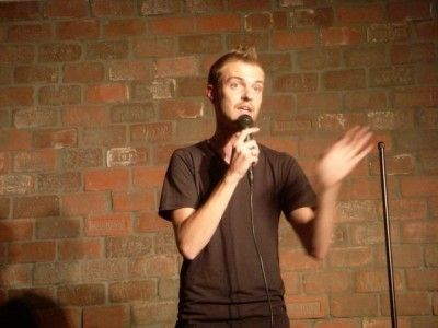 Christopher Stephenson has been a part of the Utah Comedy since