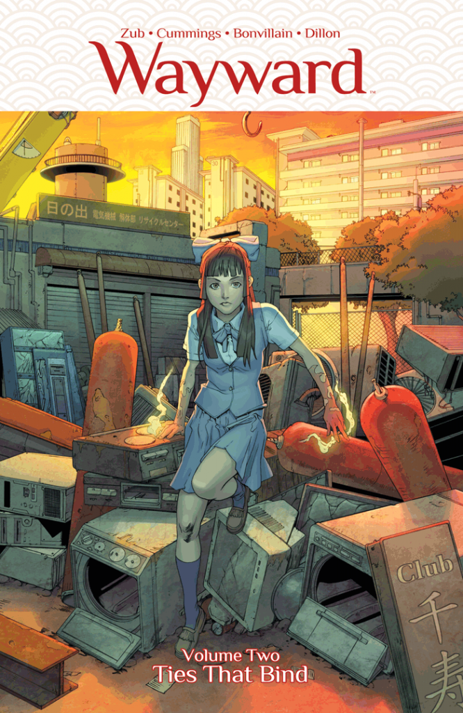 Review: Wayward, Vol. 2: Ties That Bind
