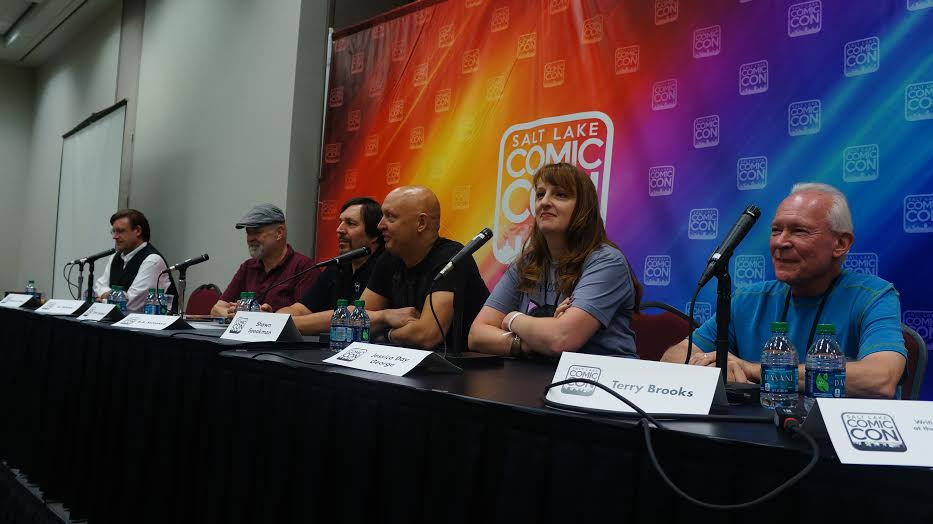 The 6 Best Writing Tips From Salt Lake Comic Con 2015