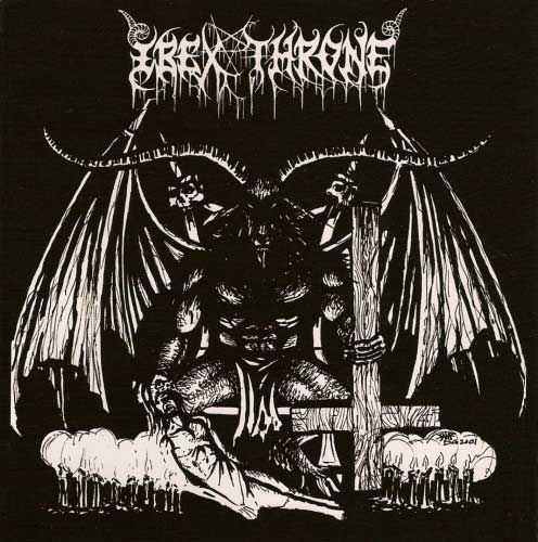 Local Review: Ibex Throne – Self-titled