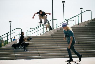 Chase Strikwerda, pop shove it.