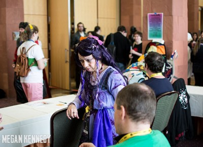 The Banzai staff works hard and cosplays hard. Copyright Megan Kennedy // abuseofreason.com
