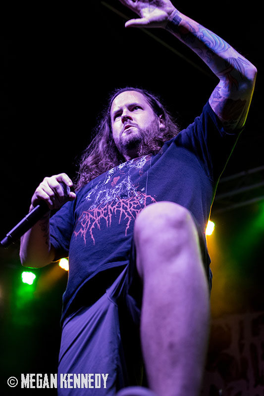 The Black Dahlia Murder, Iron Reagan, Harm's Way and Maruta @ The Complex