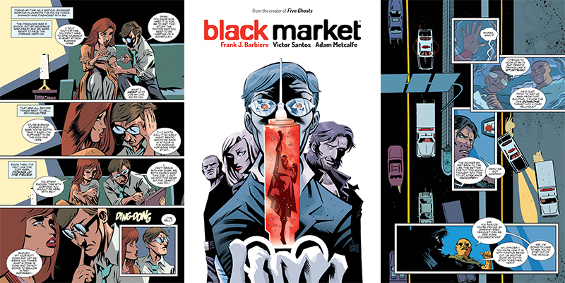 Review: Black Market